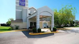 Buitenaanzicht Sleep Inn Louisville