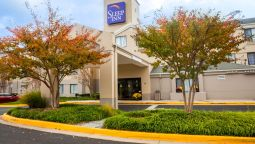Exterior view Sleep Inn Rockville