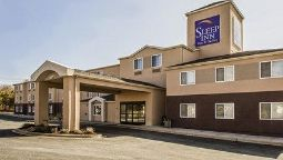 Exterior view Sleep Inn & Suites Edgewood Near Aberdeen Proving Grounds