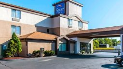 Exterior view Sleep Inn Midland