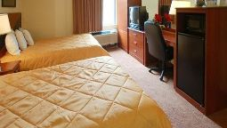 Room Quality Inn Meridian