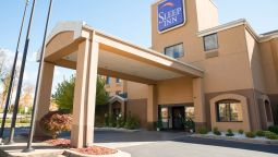 Buitenaanzicht Sleep Inn Asheville - Biltmore West