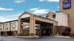 Buitenaanzicht Sleep Inn Roanoke Rapids