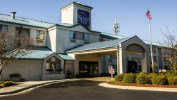 Buitenaanzicht Sleep Inn Wilmington