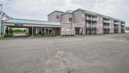 Exterior view SYRACUSE INN  SUITES