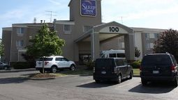 Buitenaanzicht Sleep Inn & Suites Buffalo Airport