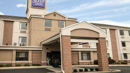 Buitenaanzicht Sleep Inn Allentown