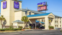 Exterior view Sleep Inn Walterboro