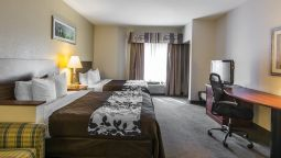 Kamers Sleep Inn & Suites Chesapeake - Portsmouth