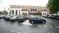 Exterior view TRAVELODGE MANCHESTER DIDSBURY