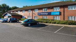Exterior view TRAVELODGE BERWICK UPON TWEED