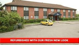Buitenaanzicht TRAVELODGE GRANTHAM COLSTERWORTH
