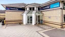 Buitenaanzicht TRAVELODGE STAFFORD M6