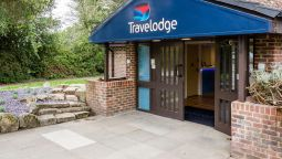 Buitenaanzicht TRAVELODGE BILLINGSHURST FIVE OAKS