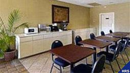 Breakfast room Travelodge Nashville Downtown/Opry Area