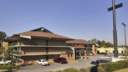 Exterior view TRAVELODGE MACON NORTH