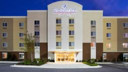 Exterior view Candlewood Suites NEW BERN