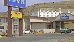 Exterior view TRAVEL LODGE RAWLINS WY