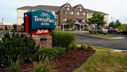 Buitenaanzicht TownePlace Suites Wichita East
