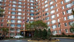 Exterior view an Ascend Hotel Collection Member The Virginian Suites