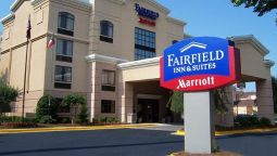 Buitenaanzicht Fairfield Inn & Suites Atlanta Airport South/Sullivan Road