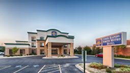 Exterior view BEST WESTERN PLUS COON RAPIDS