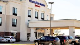 Exterior view SpringHill Suites Houston Katy Mills