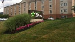 Exterior view EXTENDED STAY AMERICA WILKES B