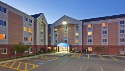 Exterior view Candlewood Suites SYRACUSE-AIRPORT