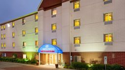 Exterior view Candlewood Suites TYLER