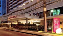 Exterior view Crowne Plaza PANAMA