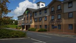 Buitenaanzicht Holiday Inn Express SWANSEA - EAST