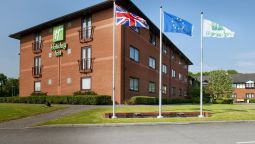 Exterior view Holiday Inn A55 CHESTER WEST