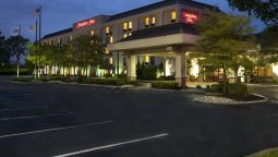 Exterior view Hampton Inn Woodbridge