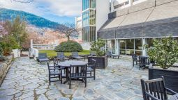 Buitenaanzicht Crowne Plaza QUEENSTOWN