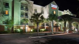 Exterior view Fairfield Inn & Suites Charleston North/Ashley Phosphate