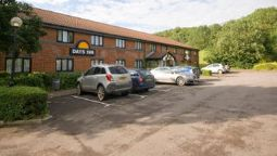 Exterior view Days Inn Michaelwood Gloucester Welcome Break Service Area