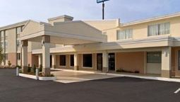 Exterior view DAYS INN SPRINGFIELD-CHICOPEE