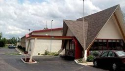 Exterior view Econo Lodge Bay City