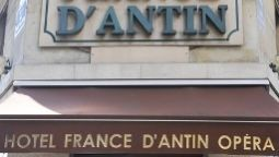 Exterior view France D'Antin