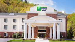 Buitenaanzicht Holiday Inn Express & Suites CHEROKEE/CASINO