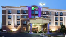 Buitenaanzicht Holiday Inn Express & Suites CHEYENNE