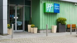 Exterior view Holiday Inn Express NEWCASTLE CITY CENTRE