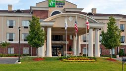 Exterior view Holiday Inn Express & Suites PELL CITY