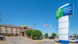 Exterior view Holiday Inn Express & Suites ENID-HWY 412