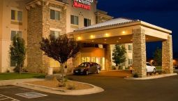 Buitenaanzicht Fairfield Inn & Suites Clovis