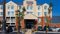 Buitenaanzicht Fairfield Inn & Suites Fairfield Napa Valley Area
