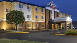 Buitenaanzicht Fairfield Inn & Suites Oklahoma City Quail Springs/South Edmond