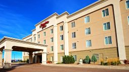 Buitenaanzicht Hampton Inn Great Falls