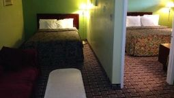 Kamers RED CARPET INN NIAGARA FALLS